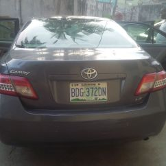 Brand New Toyota Camry Nigeria Variasi Grand Veloz 2010 Use Up For Grabs Autos