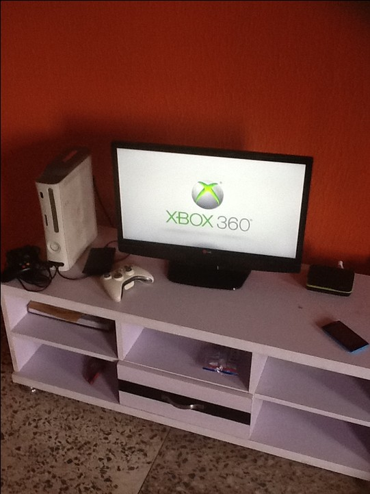 SOLD Used Xbox 360 Hacked Plus Accessories For Sale