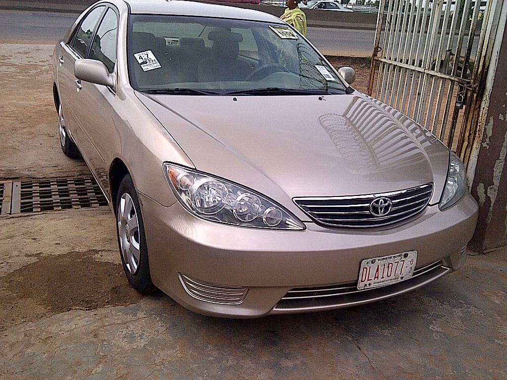 brand new toyota camry price in nigeria all 2016 clean toks 2005 superb autos