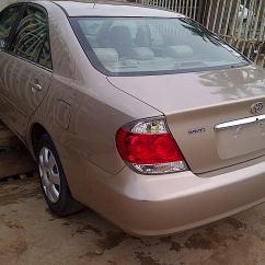 Brand New Toyota Camry Price In Nigeria Harga Grand Avanza 2016 Clean Toks 2005 Superb Autos