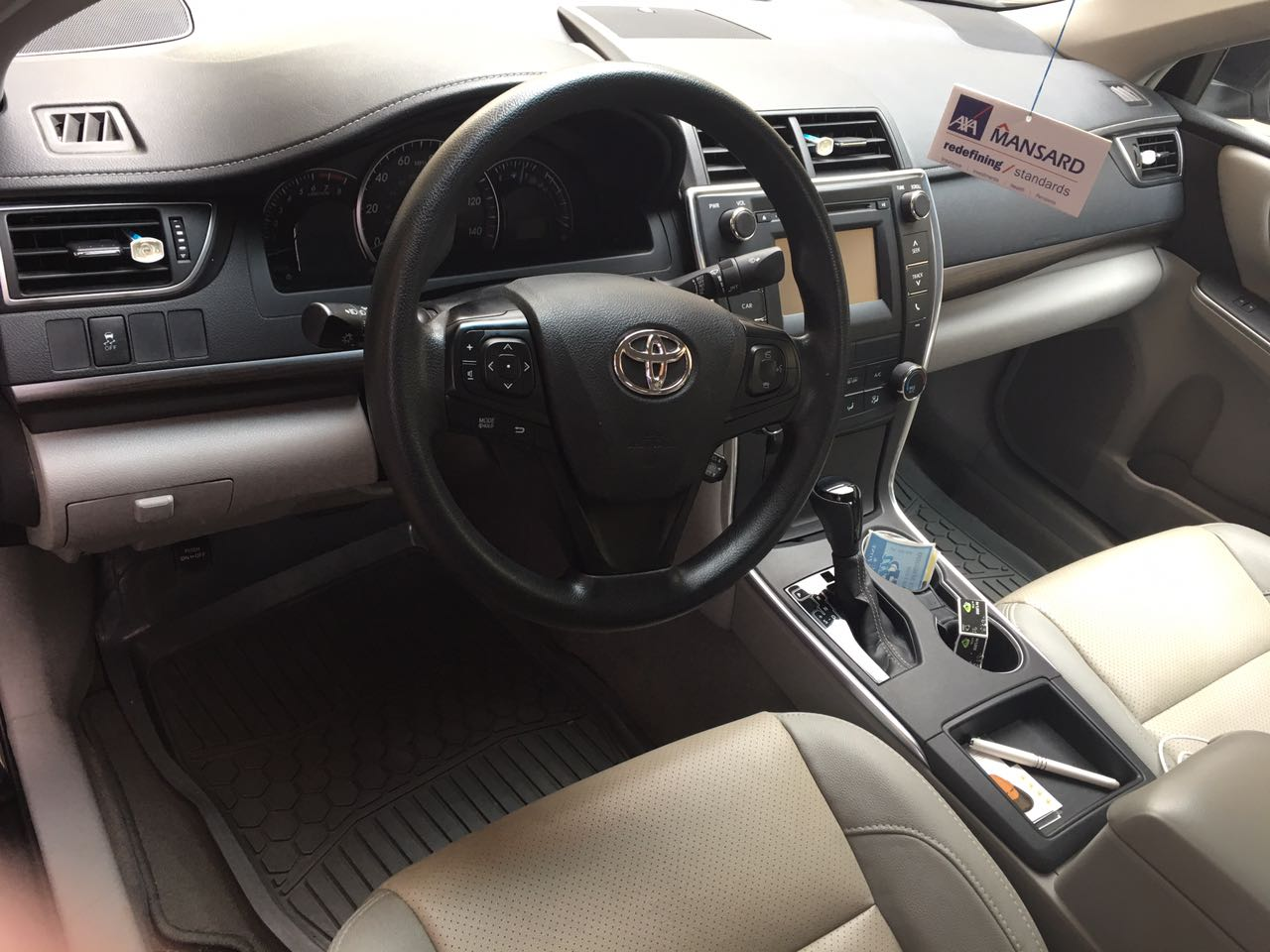 brand new camry price all india launch bought 5months reg 2015 toyota le