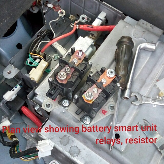 Car Battery Terminal Post