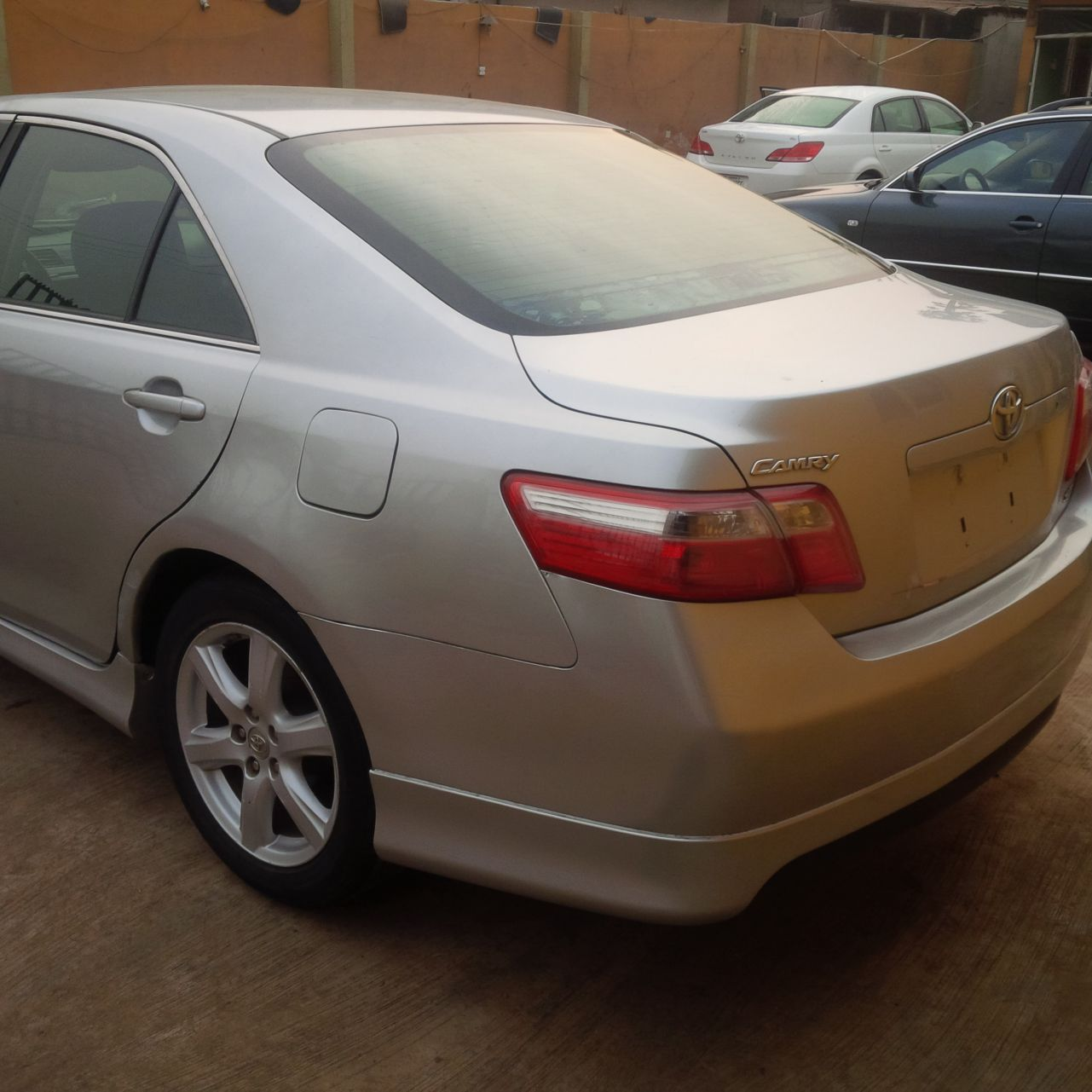 brand new toyota camry muscle harga yaris trd baru clean registered spider se sport 2007