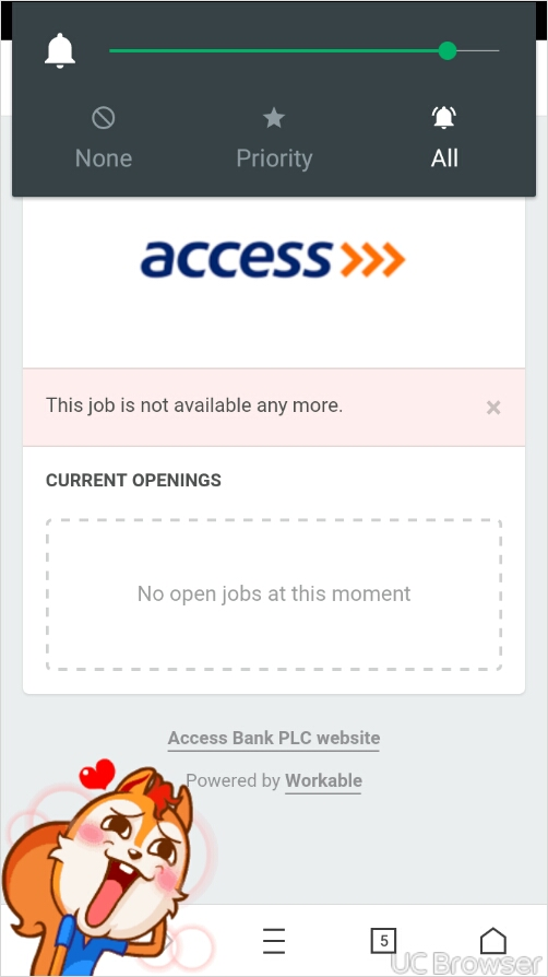 Access Bank Fresh Graduate Internship Programme 2017 - Jobs/Vacancies (2) - Nigeria