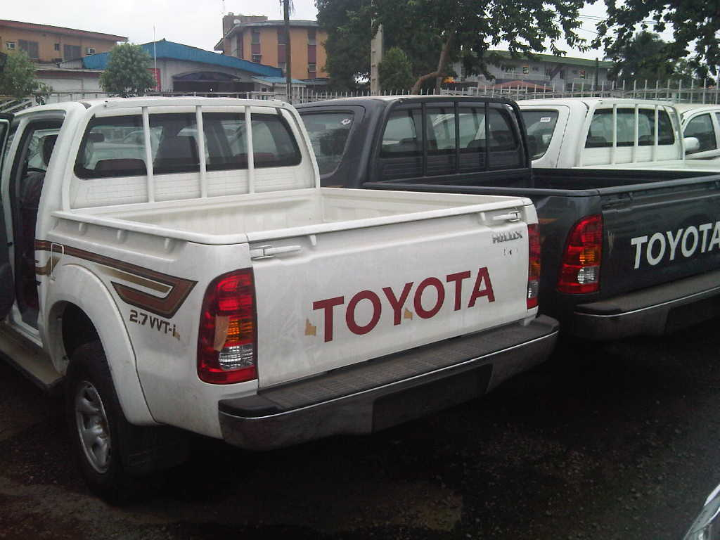 brand new toyota camry nigeria konsumsi bbm all alphard brandnew hilux 2010 model available for sale