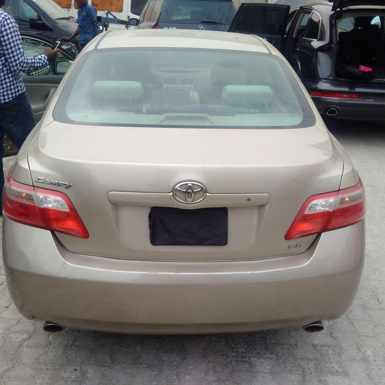 brand new toyota camry nigeria yaris heykers trd sportivo 2007 v6 registered autos
