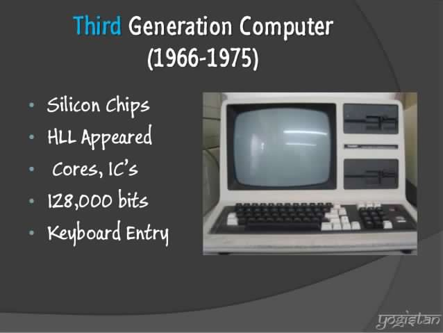 3rd Generation Computers Integrated Circuits Image Galleries Imagekb