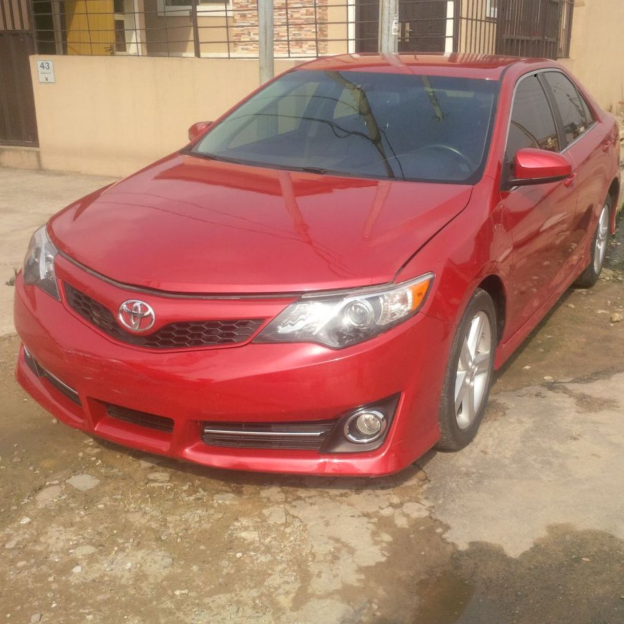 brand new toyota camry price in nigeria filter oli grand avanza mint 2014 sport toks available for sale