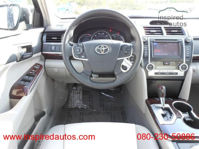 toyota all new camry 2012 grand avanza 2017 silver inspired autos presents the xle for sale size 13pt interior of