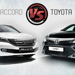 All New Camry Vs Accord Grand Avanza Veloz 2018 Honda Toyota Which Would You Go For Car Talk Nairaland Forum