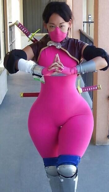 Pictures Of Chinese Lady With The Sexiest Buttocks