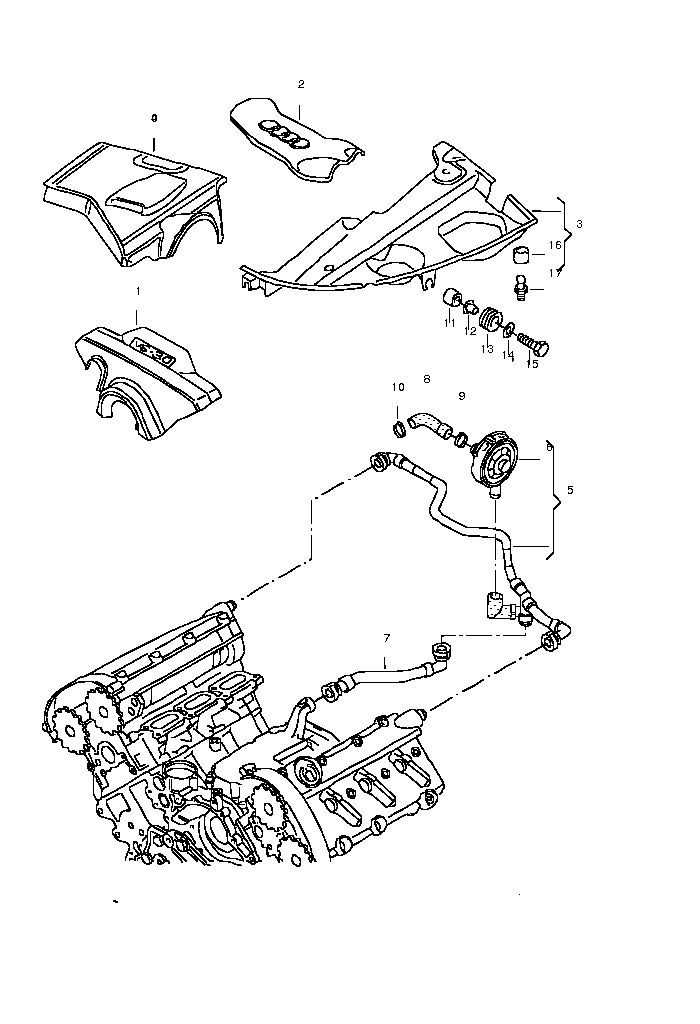 Audi Evap Diagram, Audi, Free Engine Image For User Manual