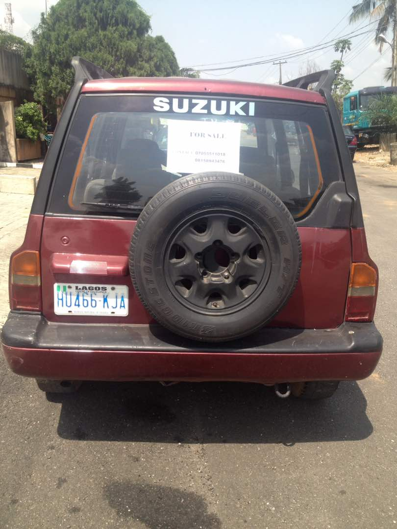 medium resolution of the car is ok the body has been painted but just with some minor faults which can be fixed pls contact biola on 08170273973 serious buyers only