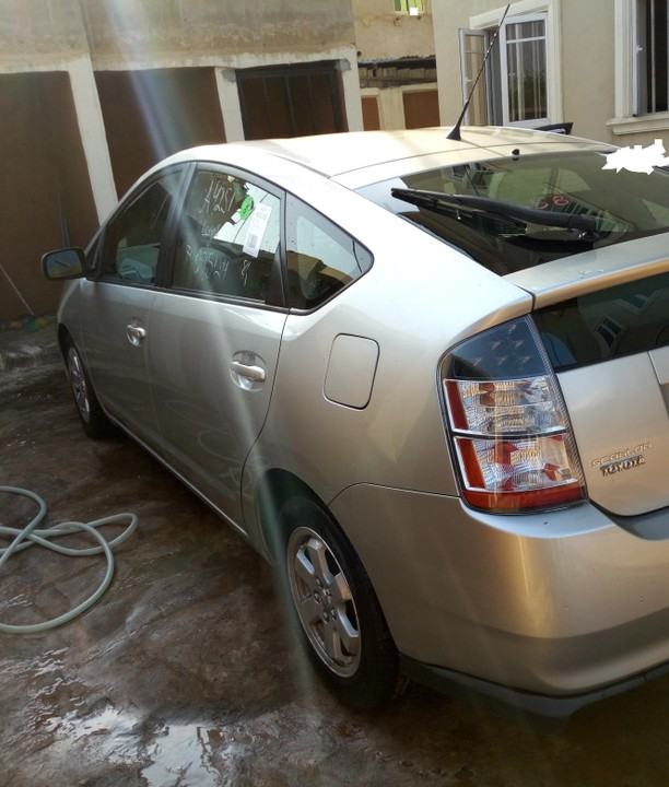 I Have SOLD my American used Toyota Prius Hybrid Synergy Drive Vehicle - Autos - Nigeria