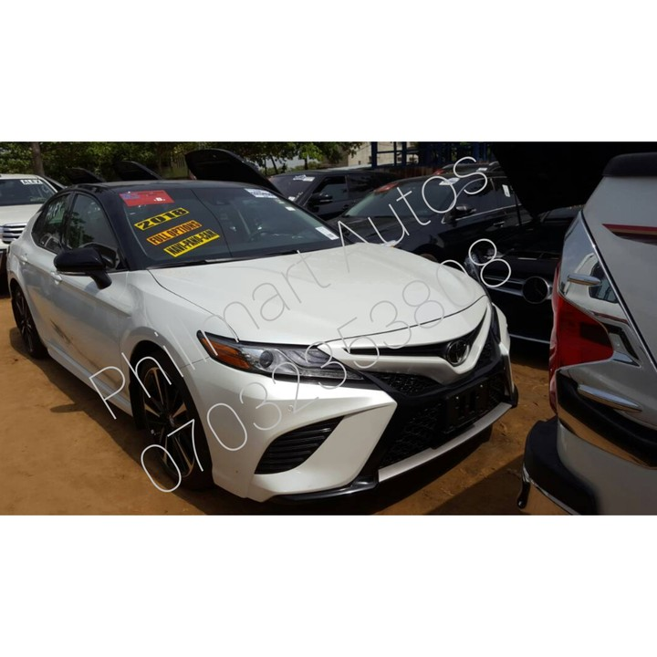brand new camry 2018 price toyota yaris trd sportivo cvt for sale autos nigeria 1 like re by