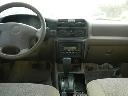 2000 Isuzu Rodeo Ls For N1 35m Autos Nigeria