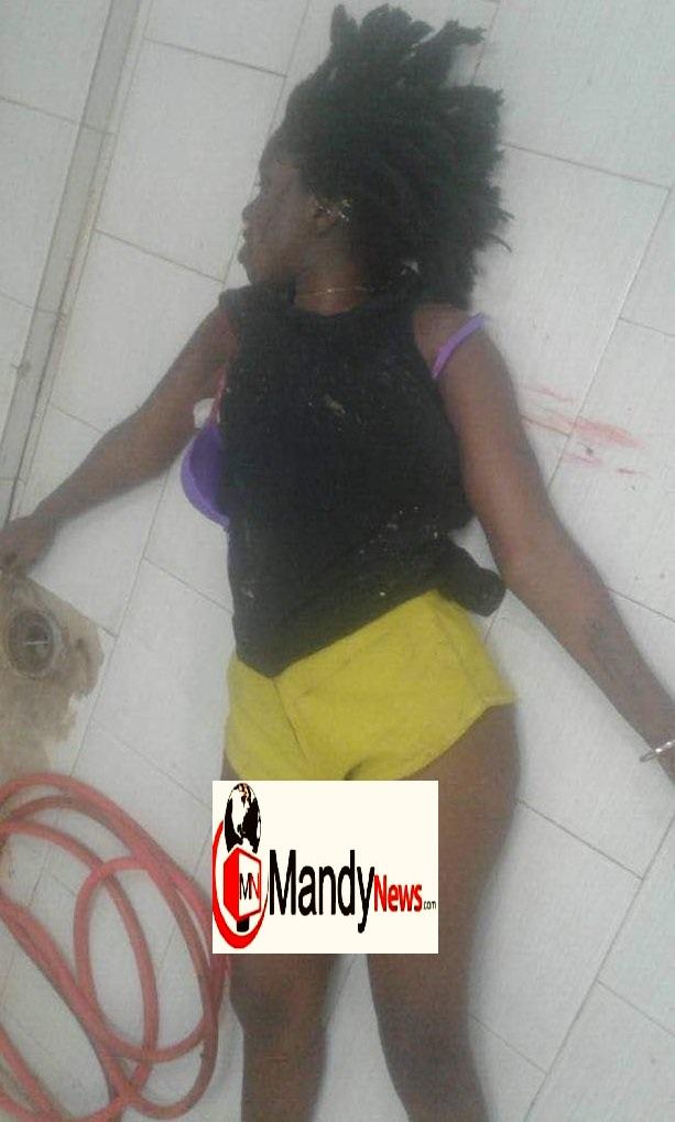 Graphic Photos Of Ebony Reigns Corpse  Accident Scene  Celebrities  Nigeria