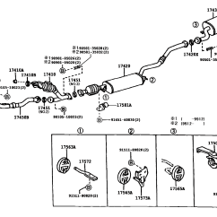 1997 Toyota Camry Exhaust System Diagram Kenwood Kdc 210u Wiring 92 Lexus Es300 Stereo Get Free Image