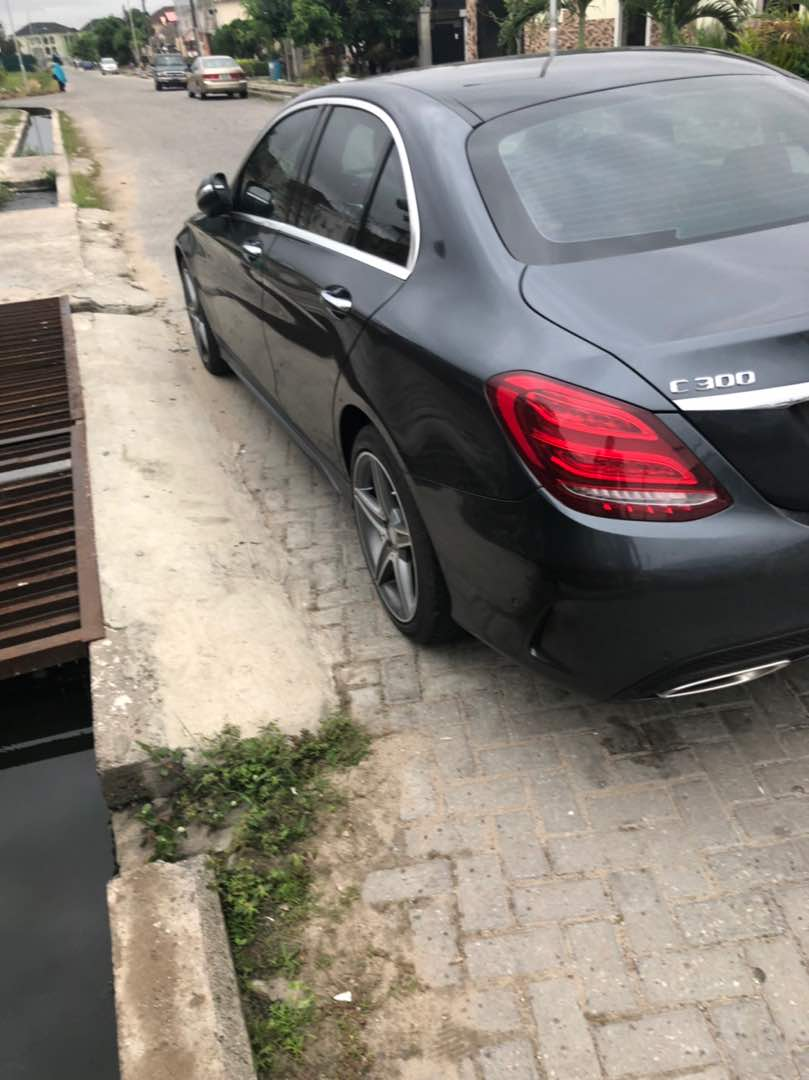 2015 Model Benz C300 4matic Used Fully Loaded - Autos - Nigeria
