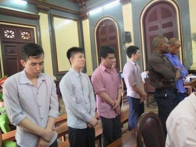 2 Nigerians In Vietnam Jailed For 28 Years Over Dating ...