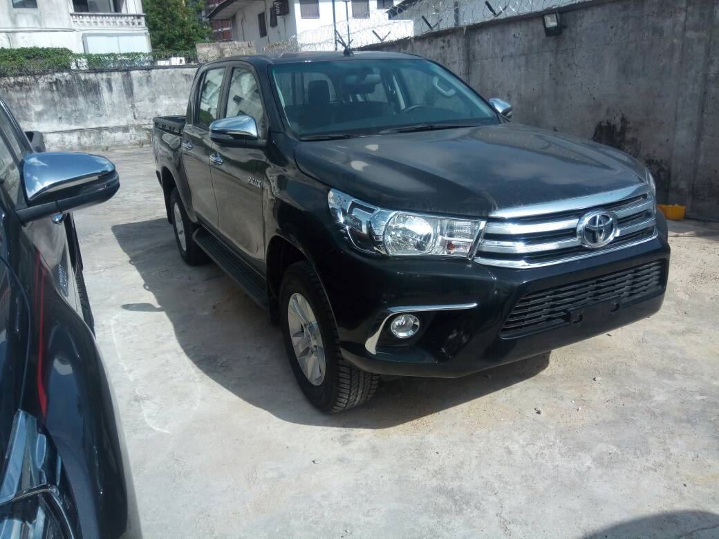 brand new toyota camry price in nigeria alphard for sale 2018 hilux autos