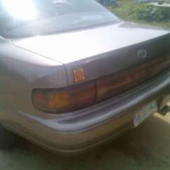 Brand New Toyota Camry Price In Nigeria Grand Avanza Type E I Need A Nigerian Used 93 96 Model Orobo