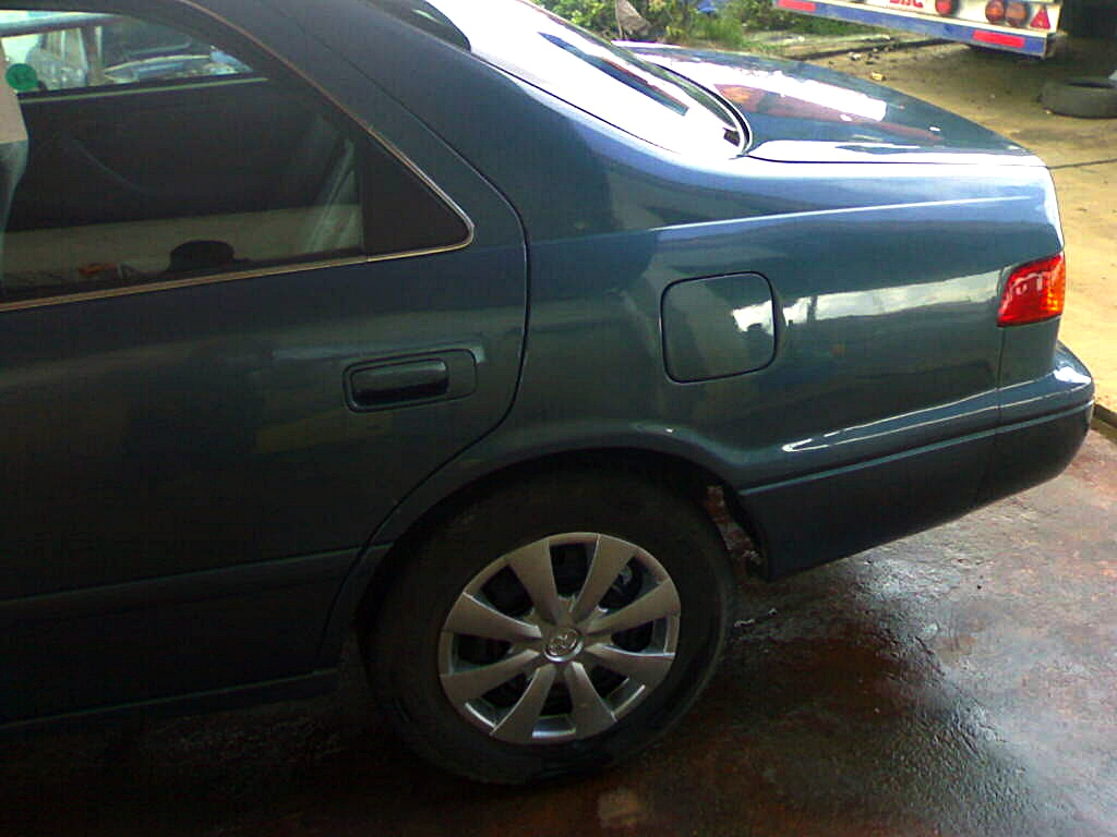 brand new toyota camry price in nigeria warna terlaris grand avanza tokunbo 2000 01 lagos cleared super clean 1