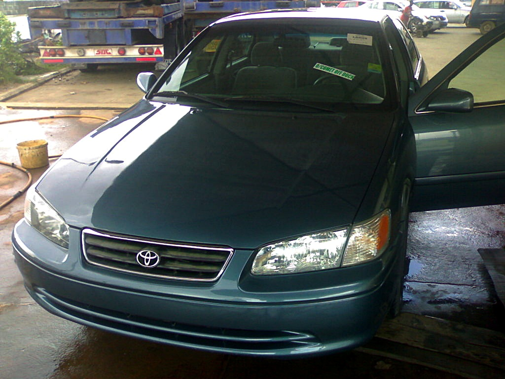 brand new toyota camry for sale in ghana harga headlamp grand veloz 2000 2001 tokunbo very clean ngn998k wow