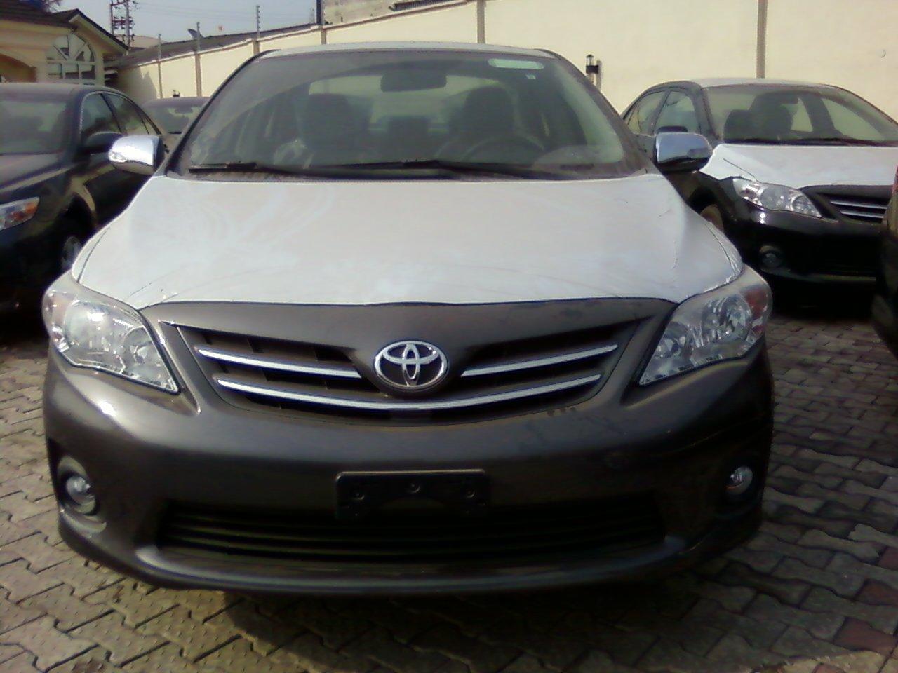 brand new toyota camry price in nigeria grand avanza e matic a 2013 corola gli for sale 5m