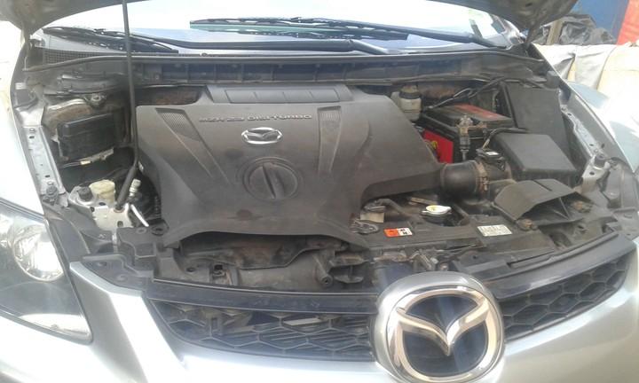 2014 Mazda Cx7 Tokunbo For Sale 2.9million Asking Price - Autos - Nigeria