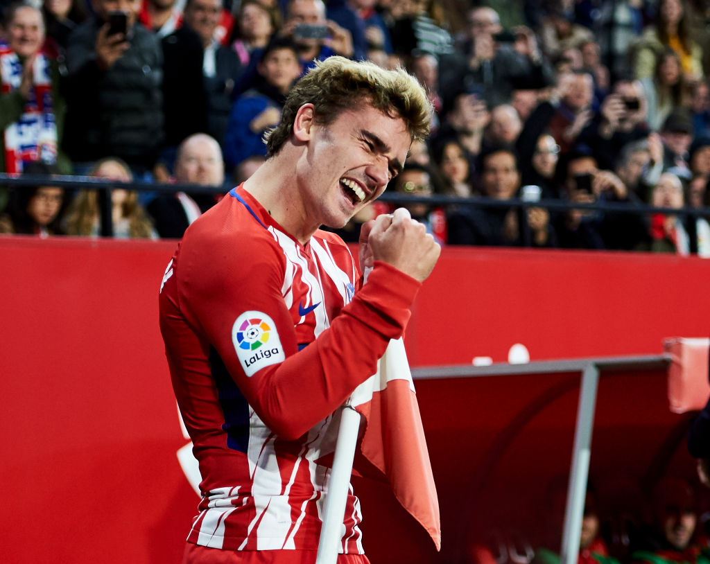 The france international has played all his club football. Antoine Griezmann: Barcelona Sign Antoine Griezmann After ...