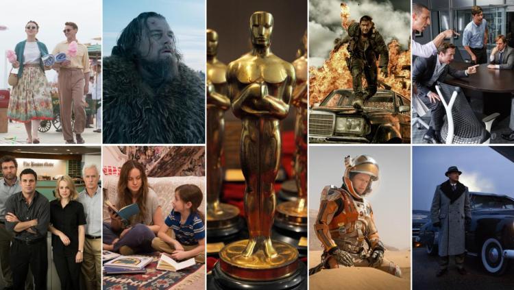 Películas ganadoras del Oscar