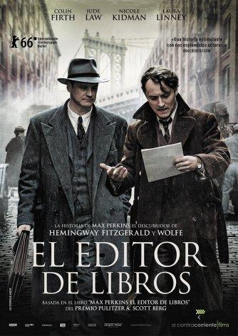 El editor de libros
