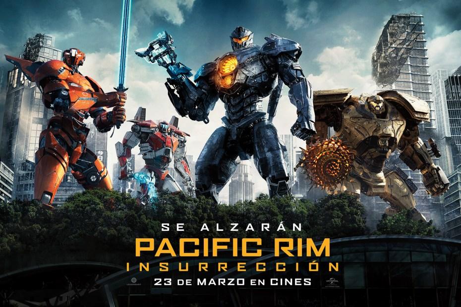 Pacific Rim Insurrección (2018)