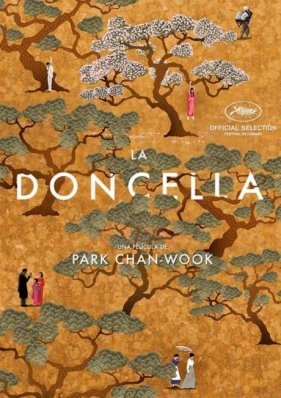 La doncella (The Handmaiden) (2016)
