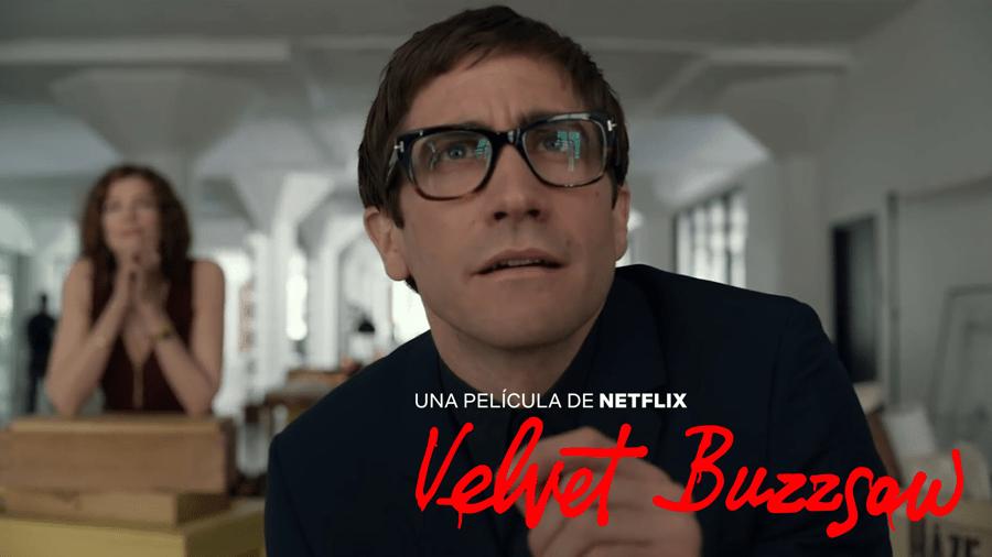 Velvet Buzzsaw 2018