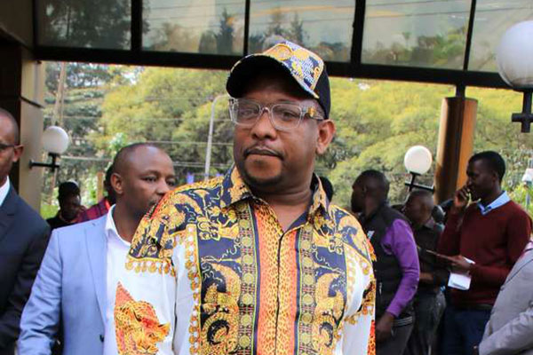 Governor Mike Sonko; My Personal Statement On EACC Witch Hunt. 1