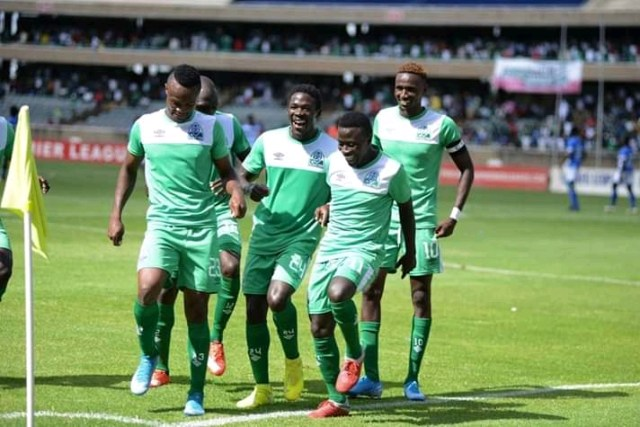 GOR MAHIA PLAYERS STRIKE OVER PAY 1
