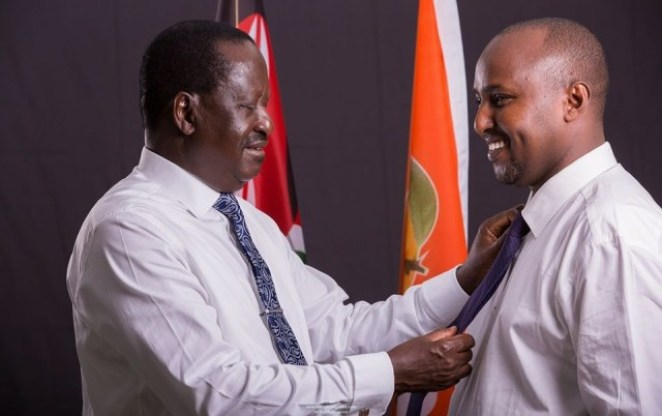 Junet To Duale