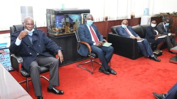 Nyeri County and Co-operative Bank Enter Into Partnership to revive economy Throbs by COVID-19