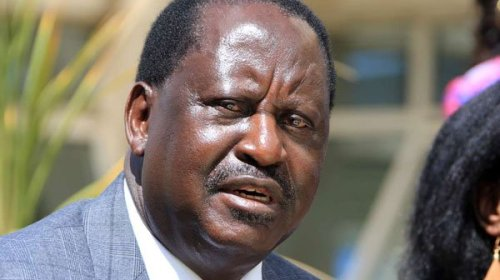 Raila Amolo Odinga Biography, Family, Wealth