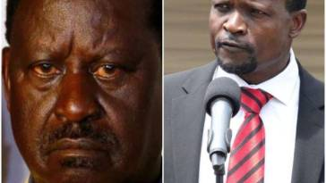 Frustration Looms ODM Party