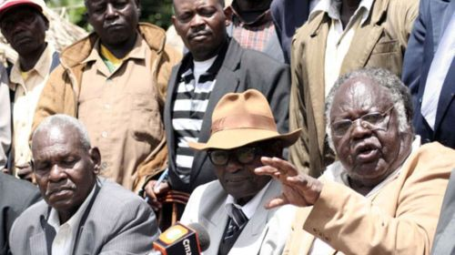 Njuri Ncheke Breaks Silence After DP Ruto's Allies Attacked