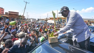 Dp Ruto Is The Real Hustler