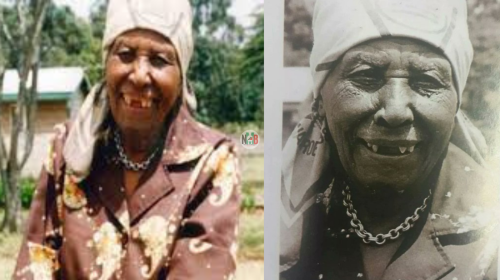 Interesting Facts about Grace Wahu - Jomo Kenyatta's Wife