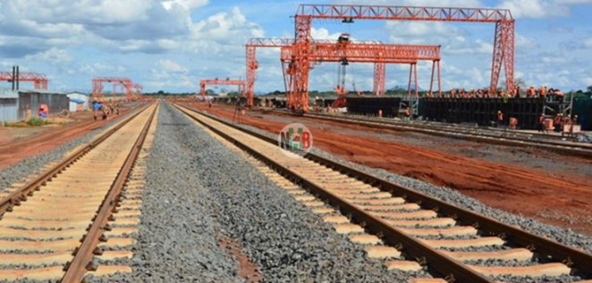 China Communications Construction Company (CCCC) SGR Phase 2A