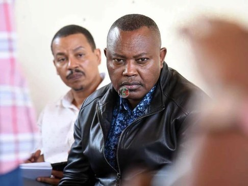 Could Danger Be Looming For DCI Boss