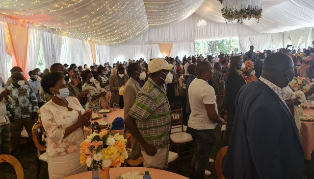 Susan Kihika Dowry Celebration Event in Style