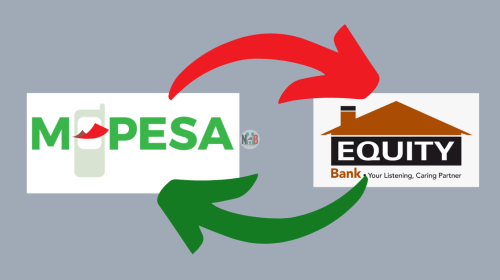 Equity Bank MPesa Paybill number