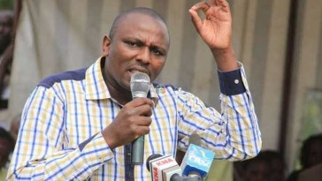 """""""We Will Not BOW DOWN to This Nonsense of Your BBI Anymore Just Leave UHURU ALONE,"""" Mp Tells Raila"""